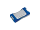 Decorative seal for BS 400 F and BS 403 F enc., blue (RAL 5005), BS 400 DI, 82845005