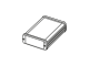 Aluminium enclosure, 84680200.MT1